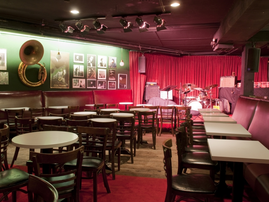 Village Vanguard  - 178 7th Ave S, New York, NY 10014