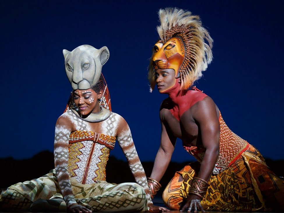 The Lion King - 200 W 45th St, New York, NY 10036
