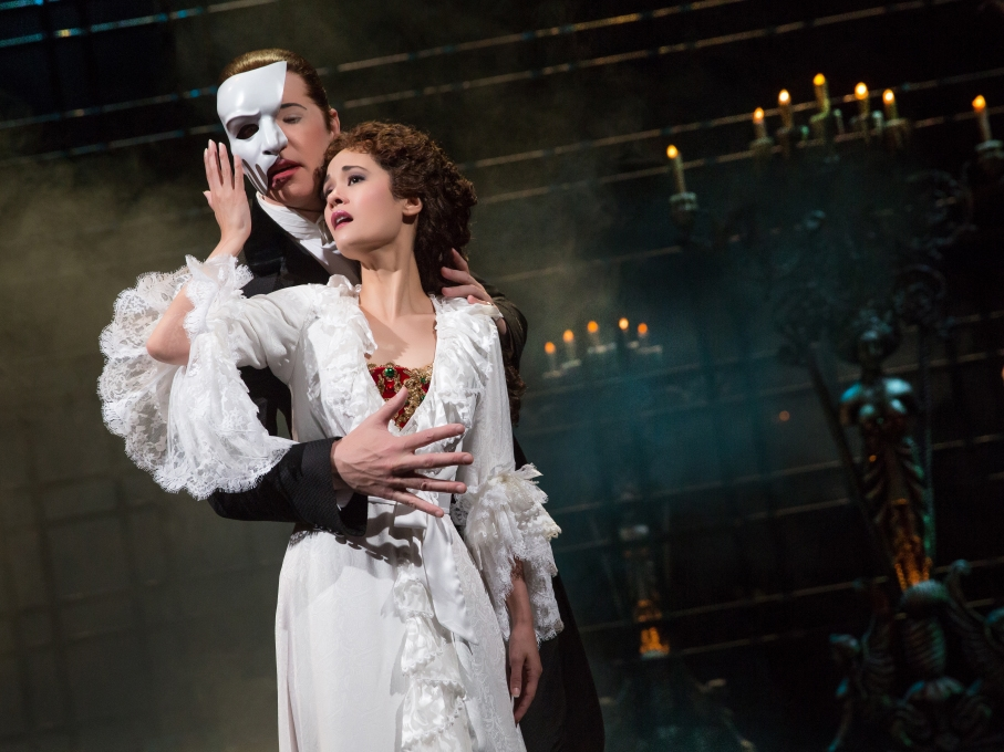 The Phantom of the Opera - 247 W 44th St, New York, NY 10036