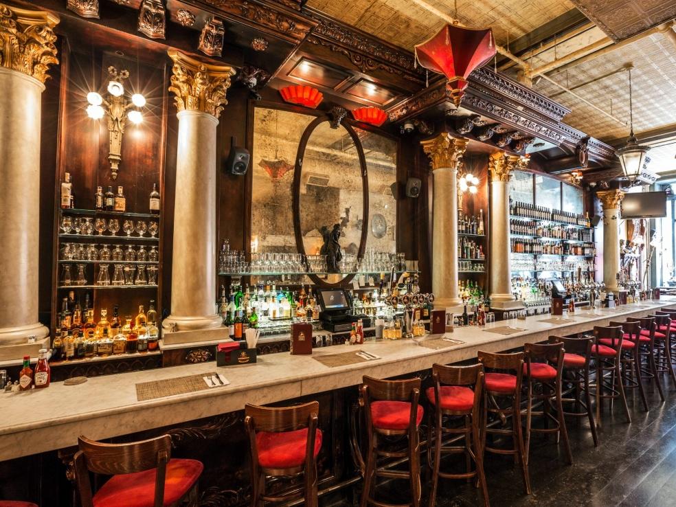 Классические бары и таверны -
