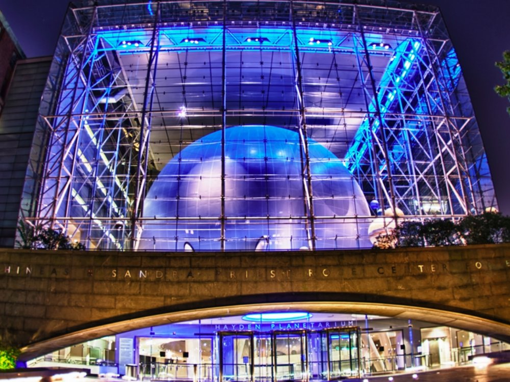 Hayden Planetarium - 200 Central Park West, New York, NY 10024