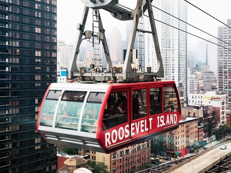 Roosevelt Island Tram - E 59th St & 2nd Avenue, New York, NY 10022