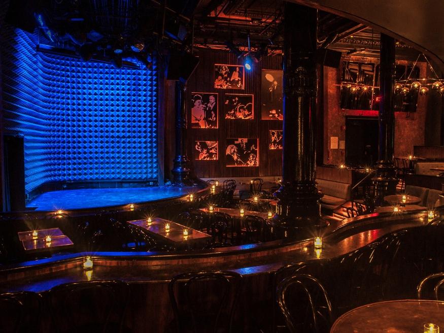 Joe's Pub - 425 Lafayette St, New York, NY 10003