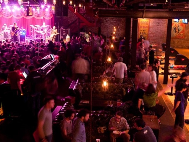 Brooklyn Bowl - 61 Wythe Ave, Brooklyn, NY 11249