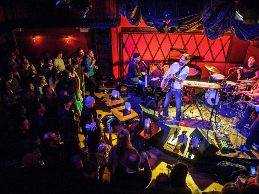 Rockwood Music Hall - 196 Allen St, New York, NY 10002