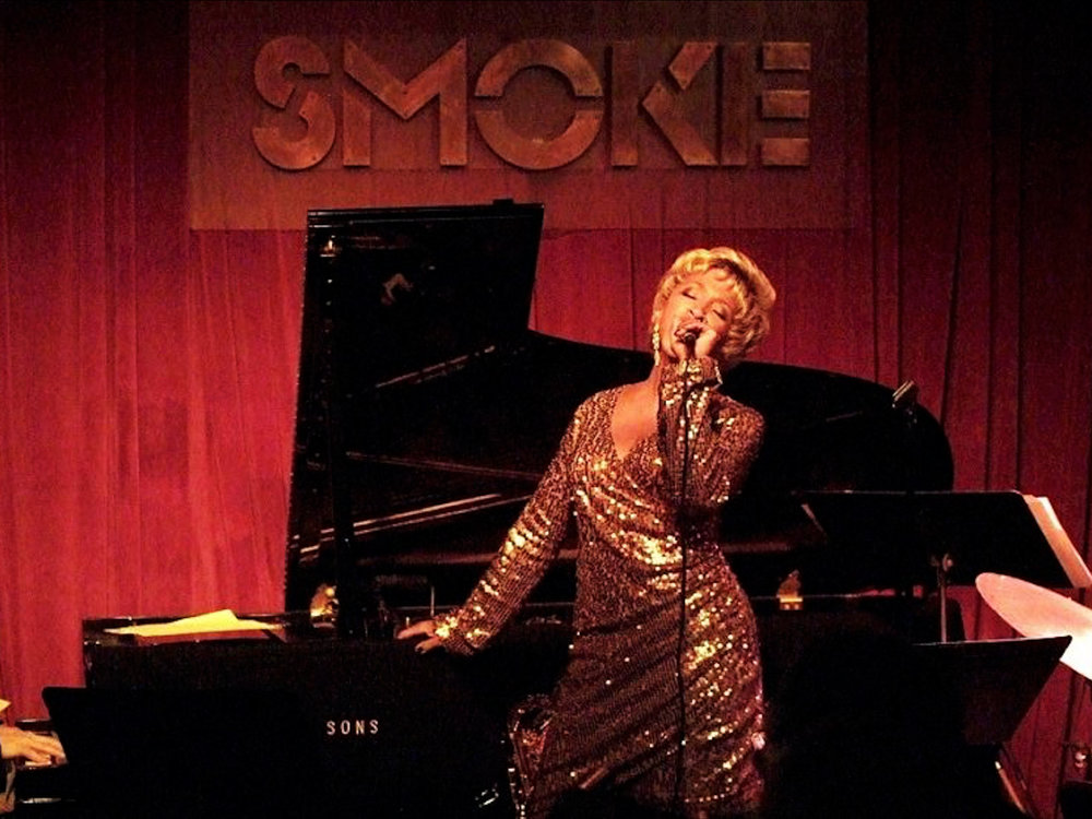 Smoke Jazz & Supper Club - 2751 Broadway, New York, NY 10025