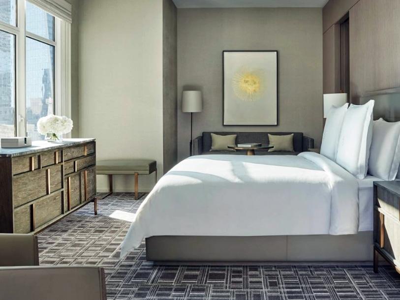 Four Seasons Hotel ✩✩✩✩✩ - Стандартный номер:От $525 за ночь(В зависимости от сезона)Район: ТрибекаГод открытия: 2016