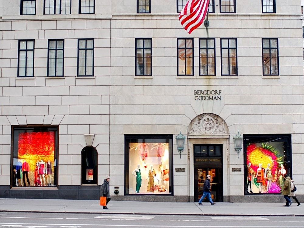 Bergdorf Goodman - 754 5th Ave, New York, NY 10019