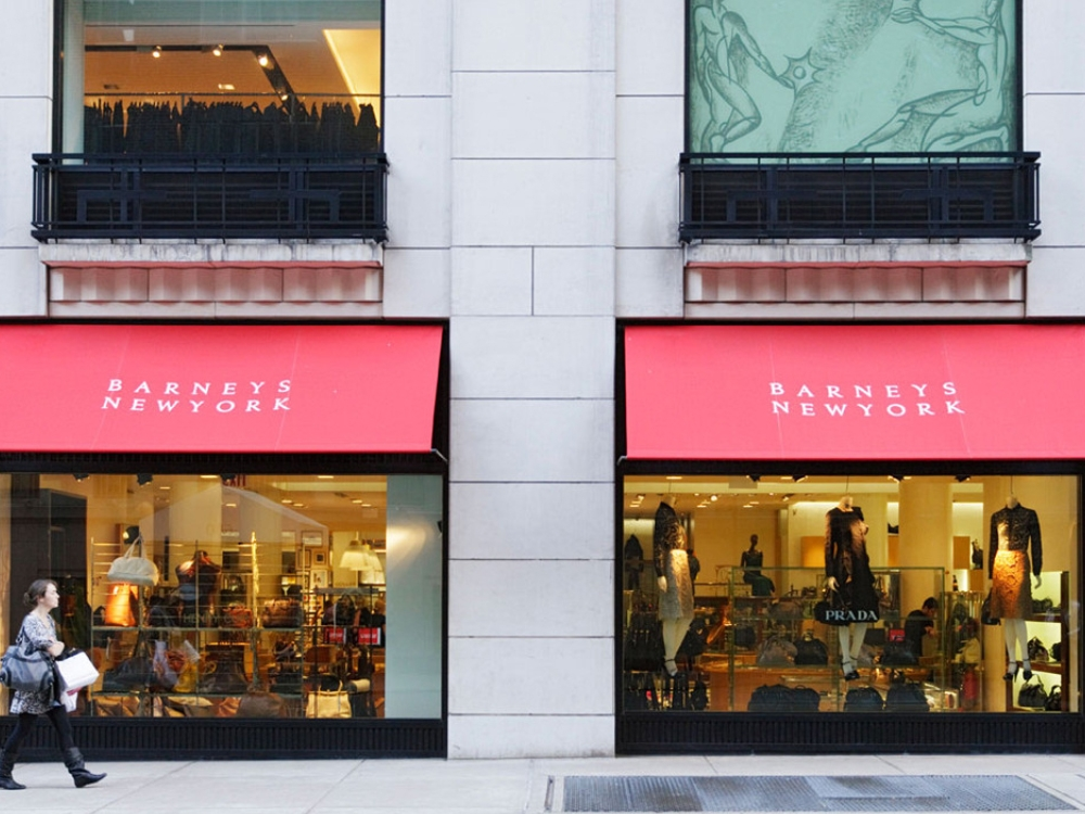 Barney's New York - 660 Madison Ave, New York, NY 10065