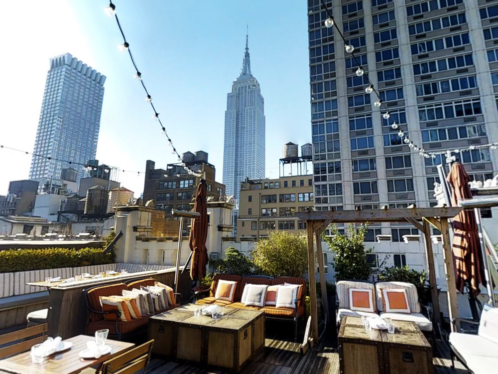 Refinery Rooftop - 63 W 38th St, New York, NY 10018