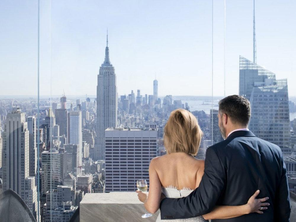 Bar SixtyFive at Rainbow Room - 30 Rockefeller Plaza, 65th Floor, New York, NY 10112