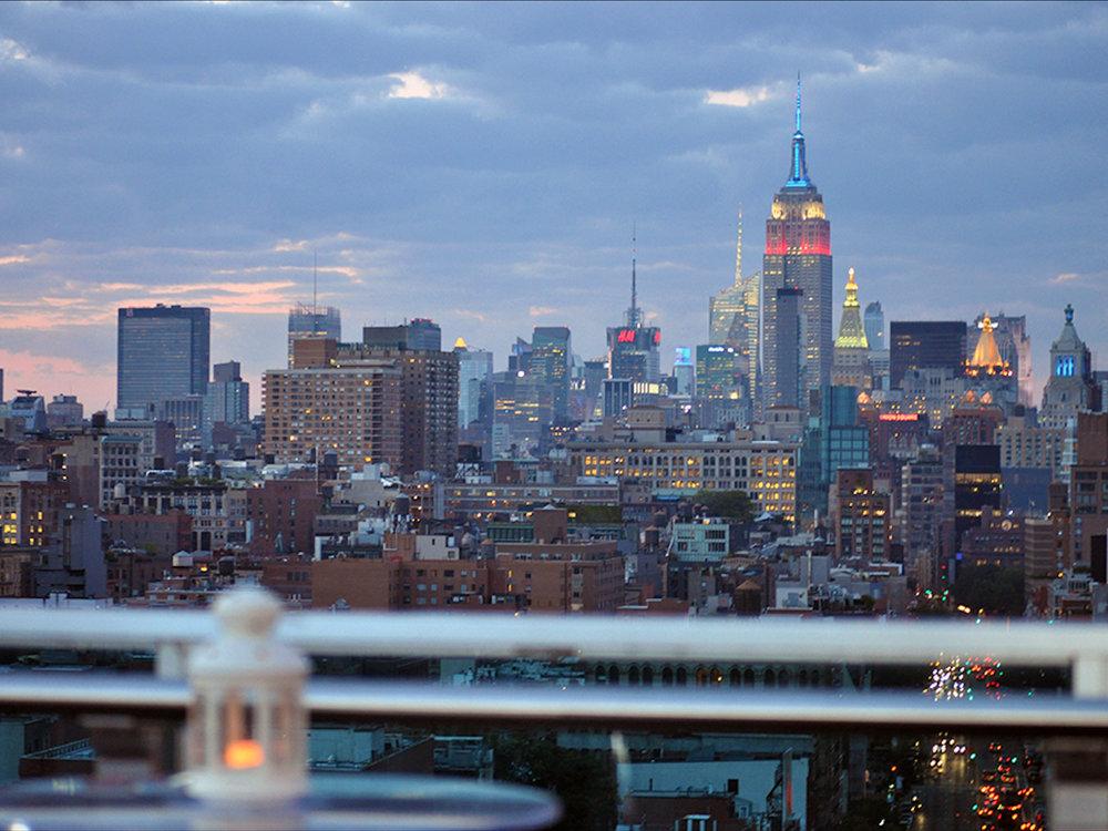 Rooftop 93 - 93 Bowery, New York, NY 10002