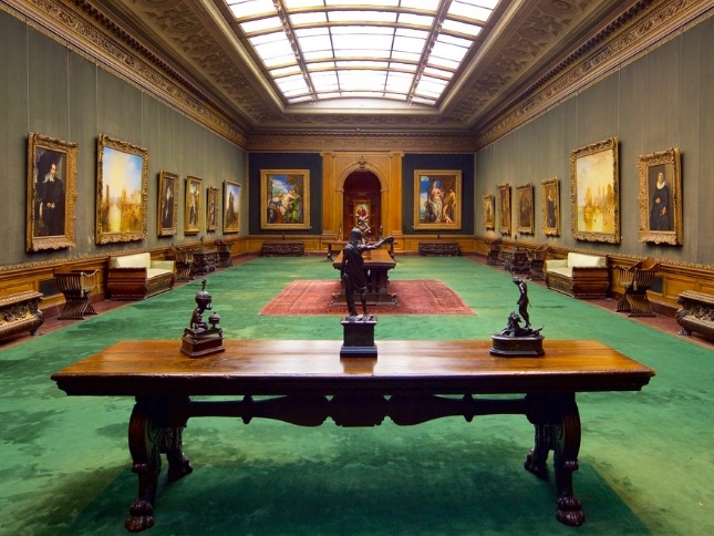 Frick Collection - 1 E 70th St, New York, NY 10021