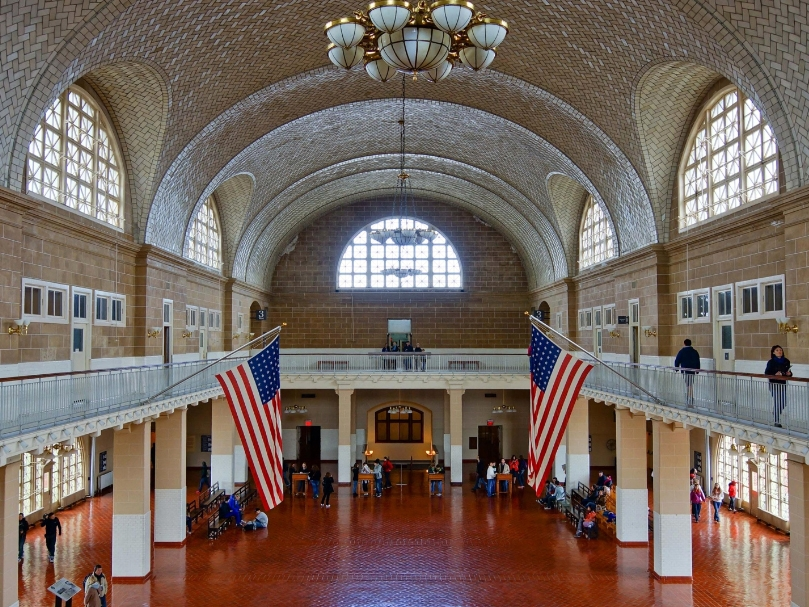 Ellis Island Immigration Museum - 1 Liberty Island - Ellis Island, New York, NY 10004