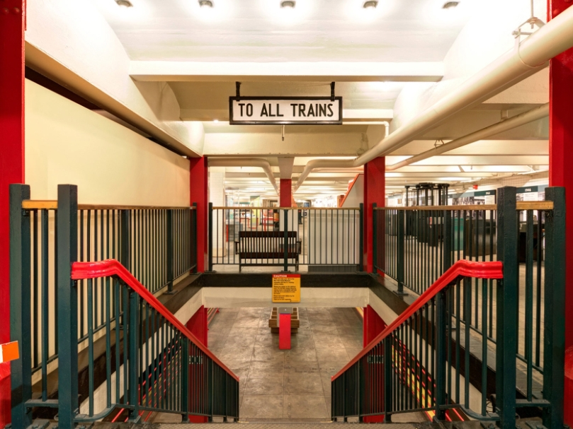 New York Transit Museum - Boerum Pl & Schermerhorn St, Brooklyn, NY 11201