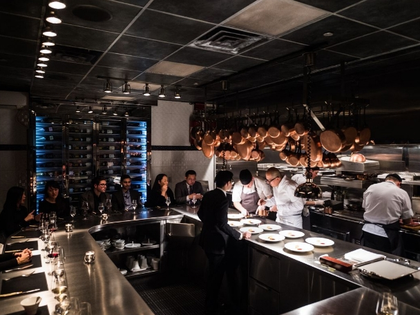 Chef's Table at Brooklyn Fare - 431 W 37th St, New York, NY 10018