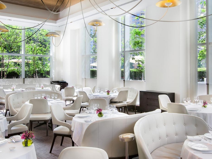 Jean Georges - Trump Hotel, 1 Central Park West, New York