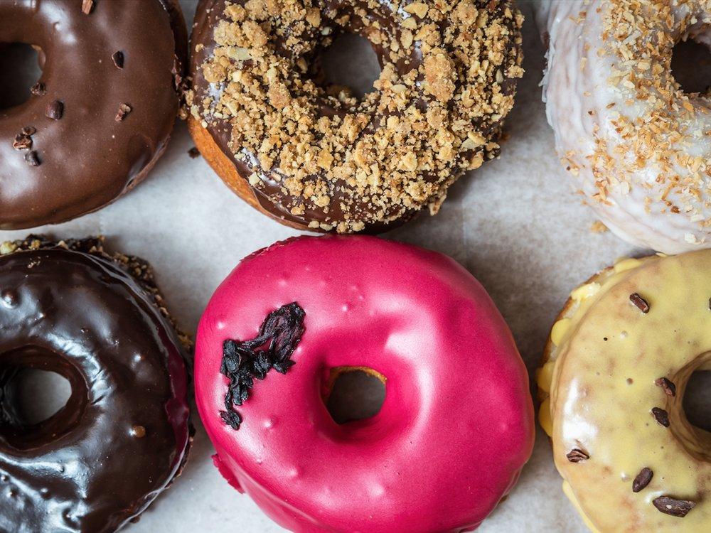 Dough Doughnuts - 14 W 19th St, New York, NY 10011