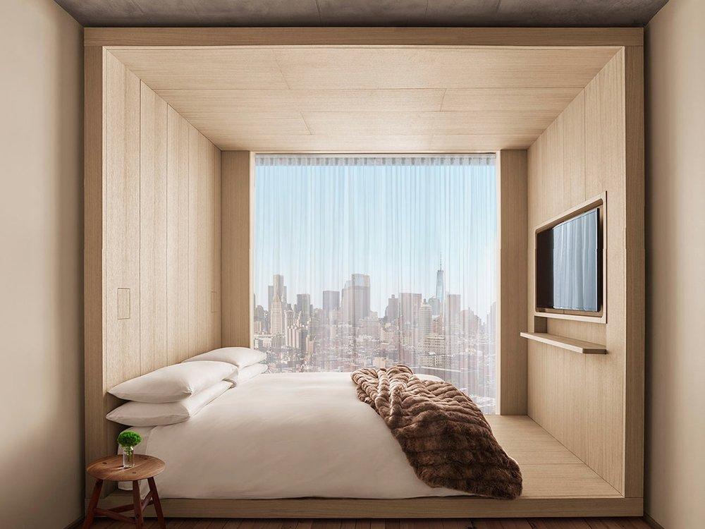 Новые отели - Для тех, кто любит по свежее и по моднее