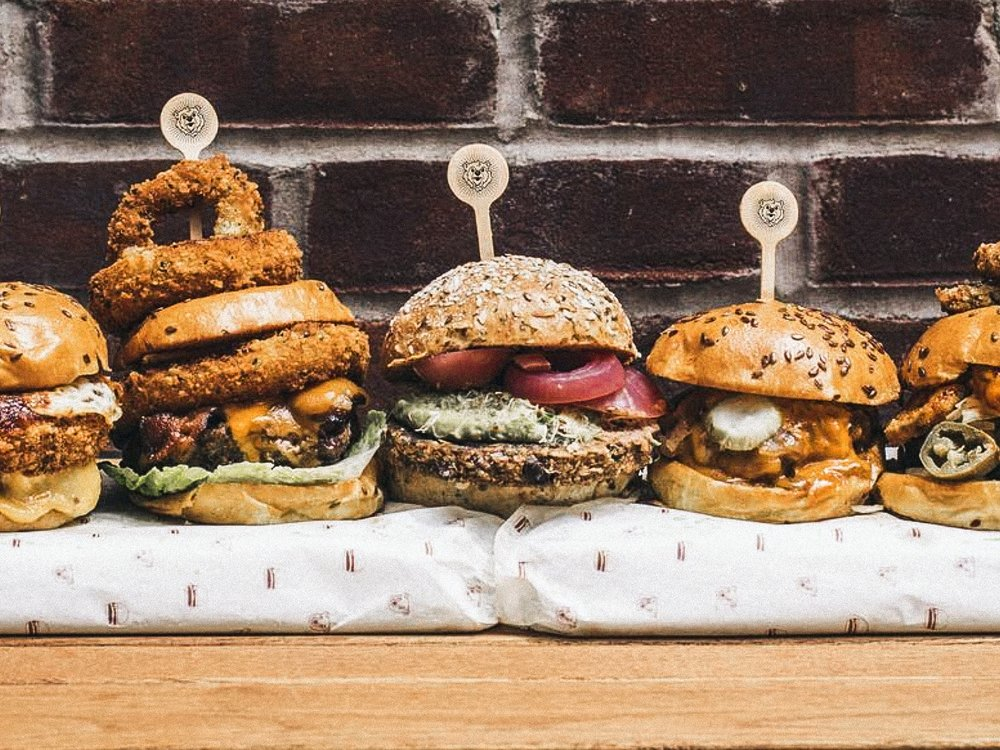 Bareburger Organic - 313 W 57th St, New York, NY 10019