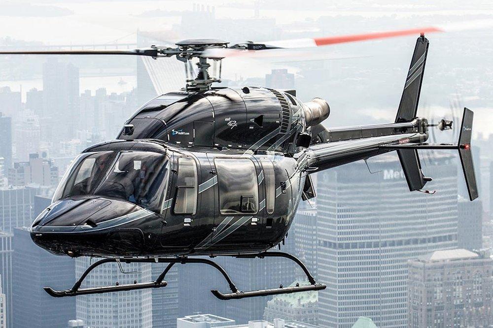 Вертолетный тур -