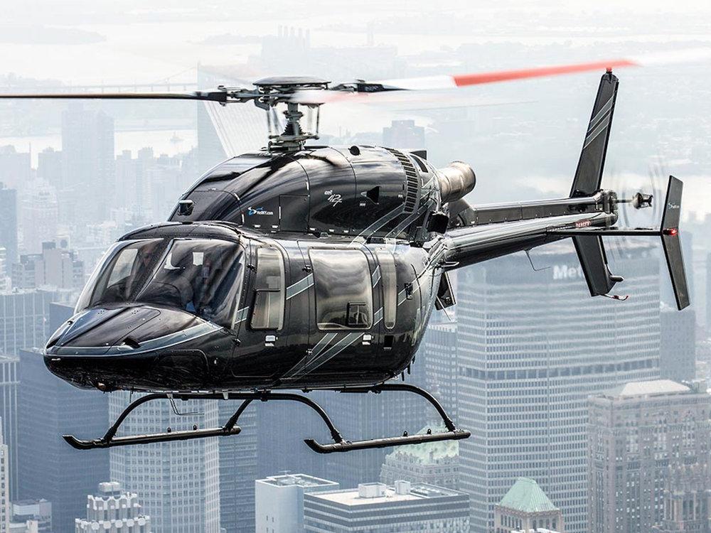 Вертолетные туры -