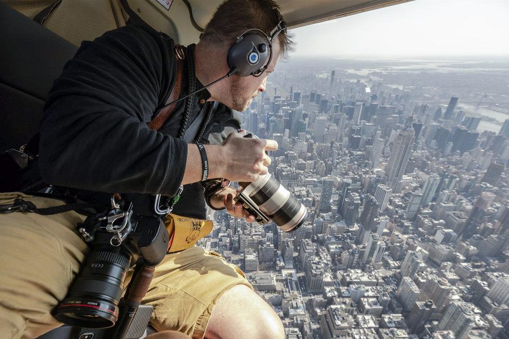 Вертолетный тур Полет без дверей! -