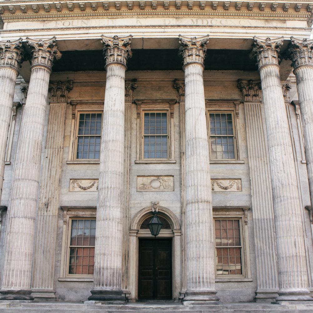 Первый и второй банк Соединенных Штатов -