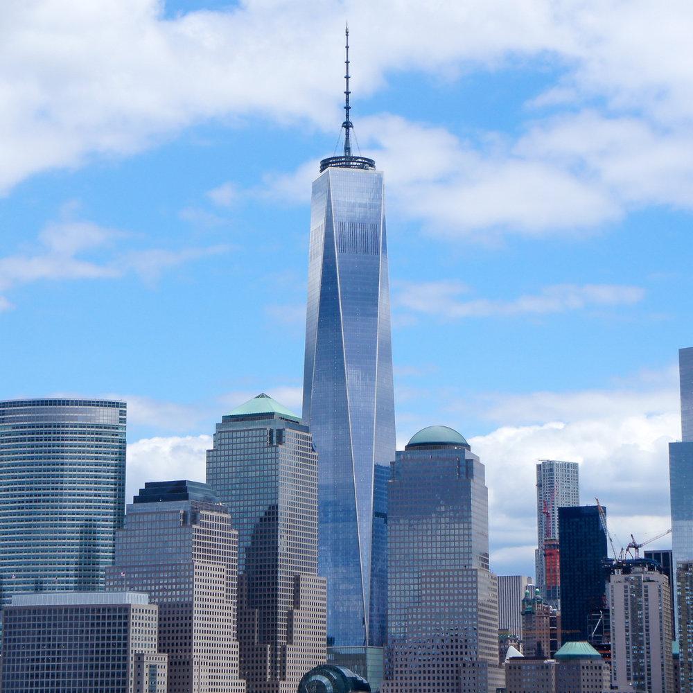 Всемирный Торговый Центр -