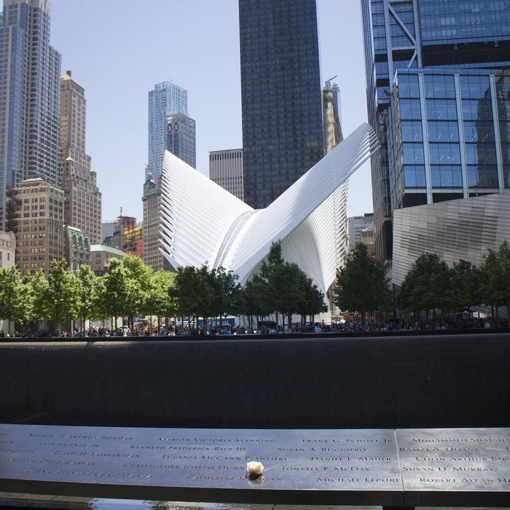 Мемориал 11/09 -