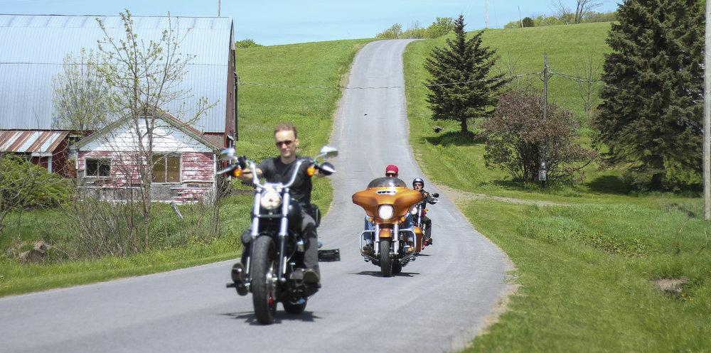 Экскурсия на мотоциклах Нью-Йорк.JPG