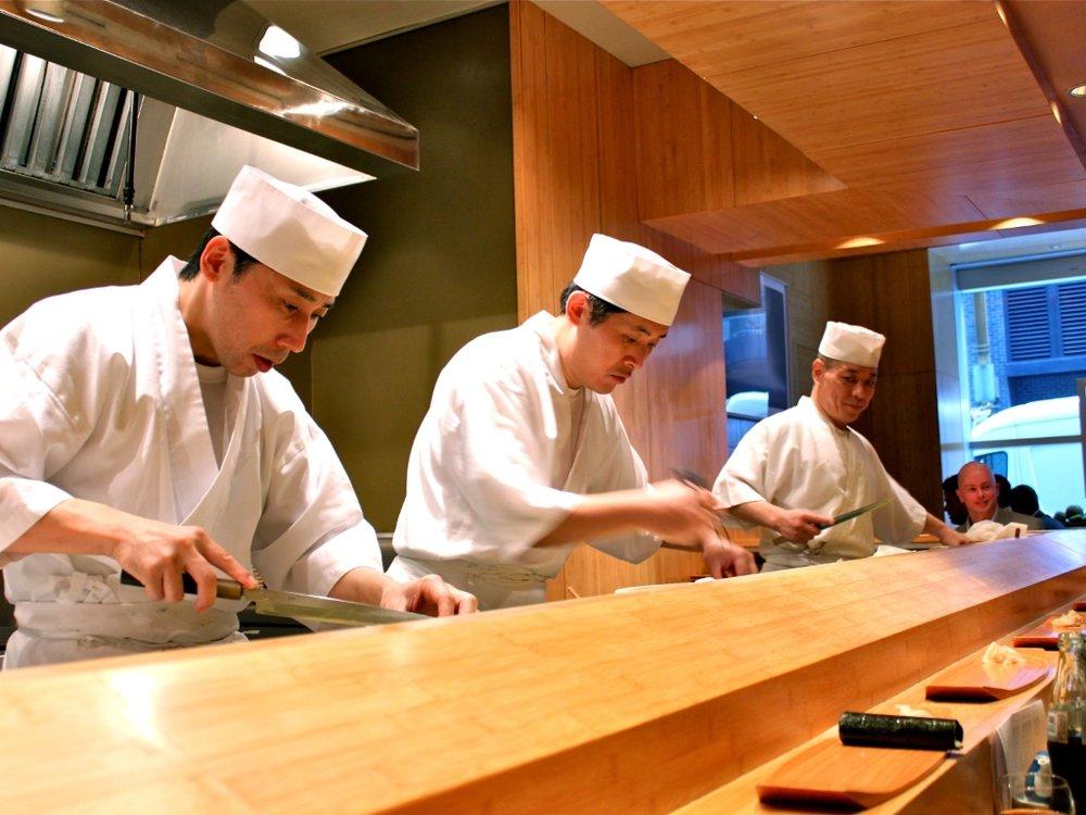 Sushi Yasuda - 204 E 43rd St, New York, NY 10017