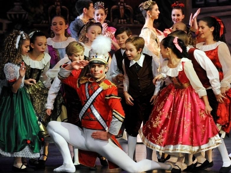Балет Щелкунчик - New York City Ballet - The Nutcracker23 Ноября 2018 - 30 Декабря 2019Для американцев всех поколений