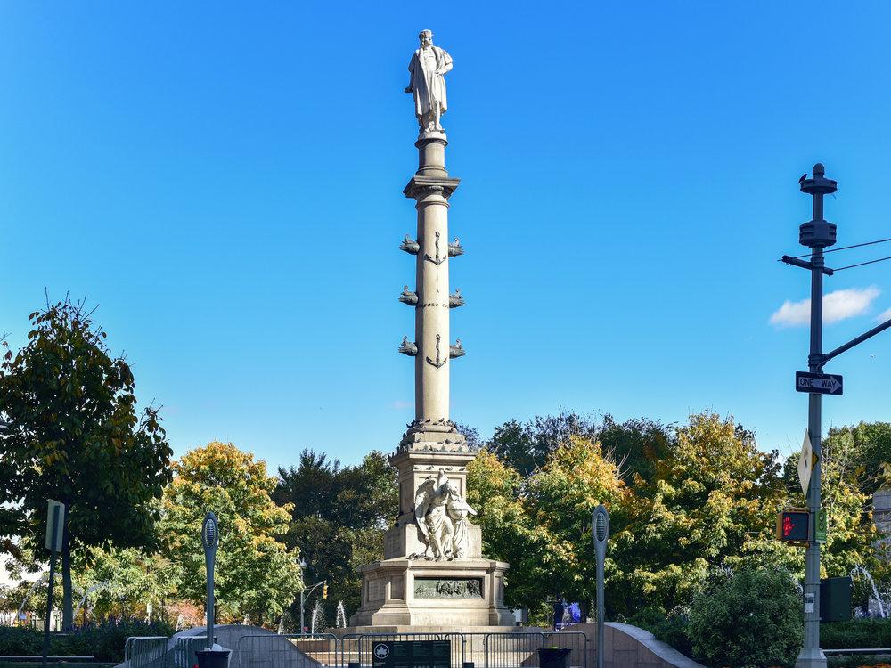 Площадь Колумба -