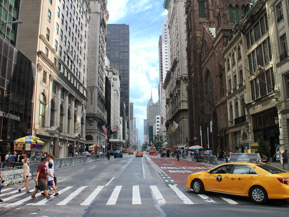 Пятая Авеню -