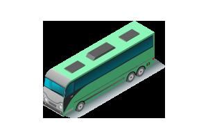 Автобусом -
