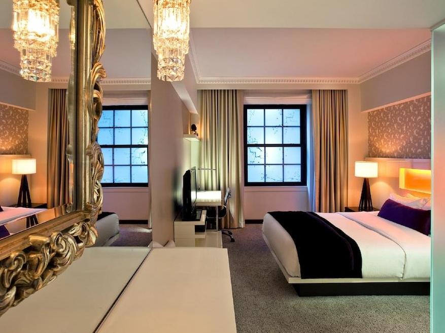 W Washington D.C.✩✩✩✩ - Стандартный номер: от $282 за ночь.