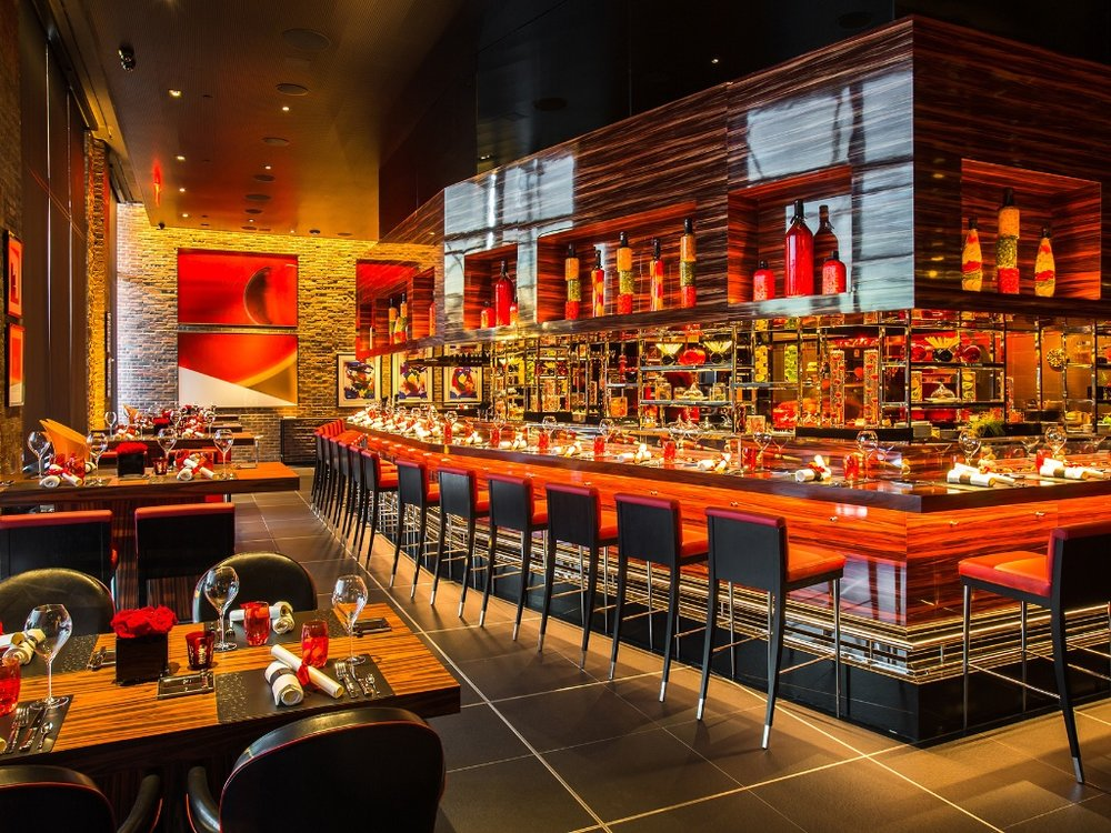L'Atelier de Joël Robuchon - 85 10th Ave, New York, NY 10011