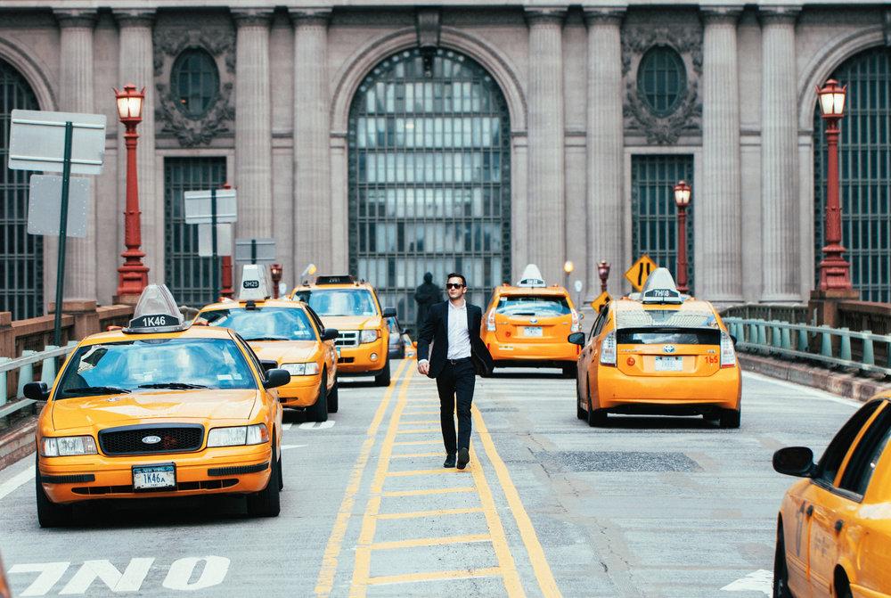 Обзорная экскурсия по Нью-Йорку -