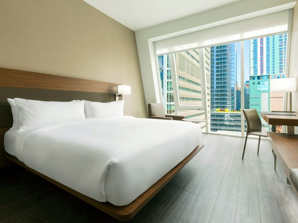 AC Hotel by Marriott New York Times Square ✩✩✩✩ - Стандартный номер:От $220 за ночь(В зависимости от сезона)Район: МидтаунГод открытия: 2018