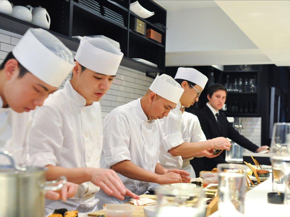 Sushi Nakazawa - 23 Commerce St, New York, NY 10014