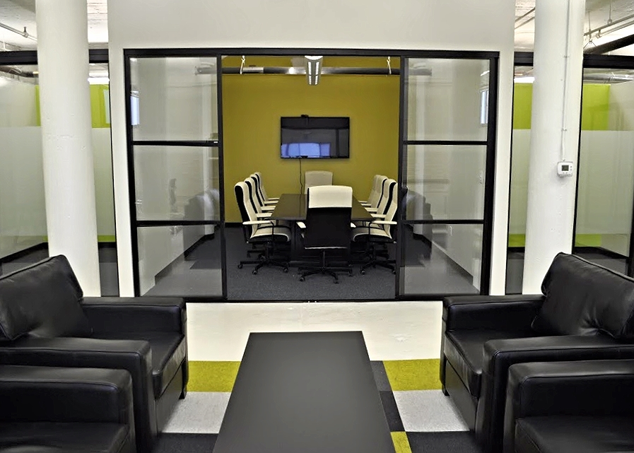 Modern Office Amenities