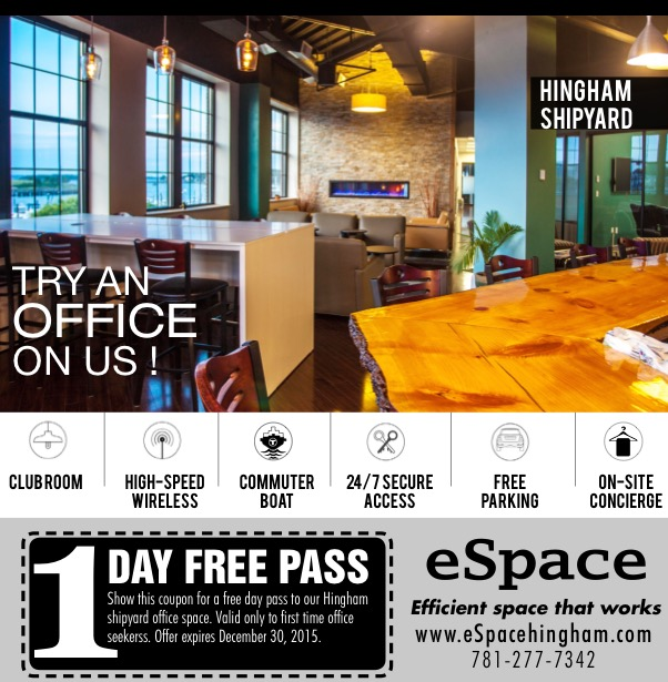 Special Promo: Come Explore eSpace, and Try An Office On Us: