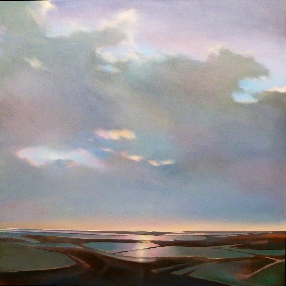 Bonnaville Salt Flats #7 - SOLD