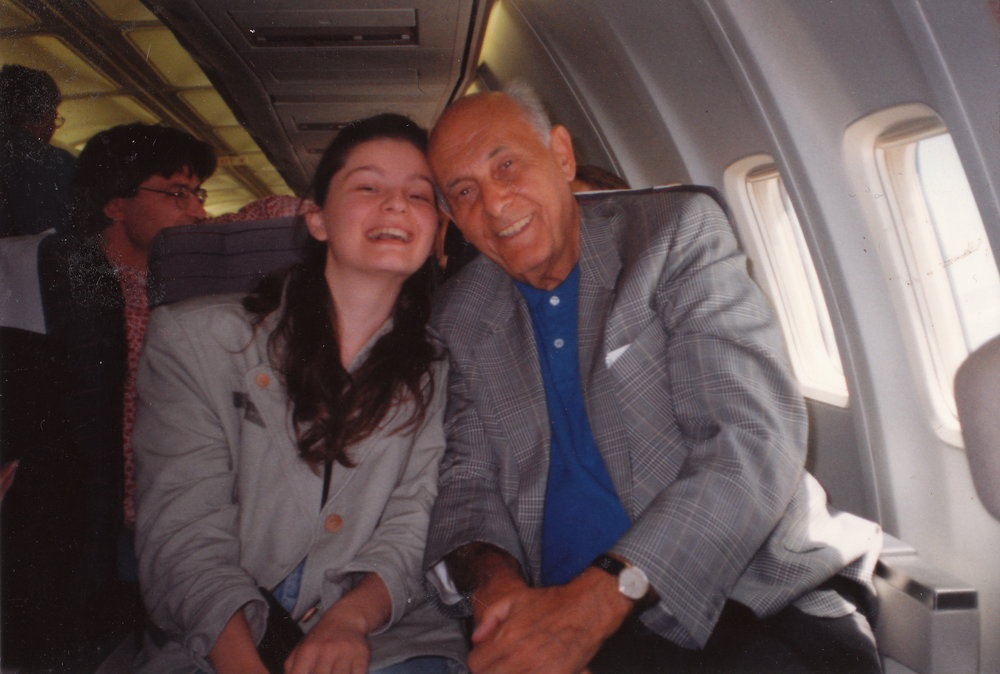 Traveling with the legendary Sir Georg Solti