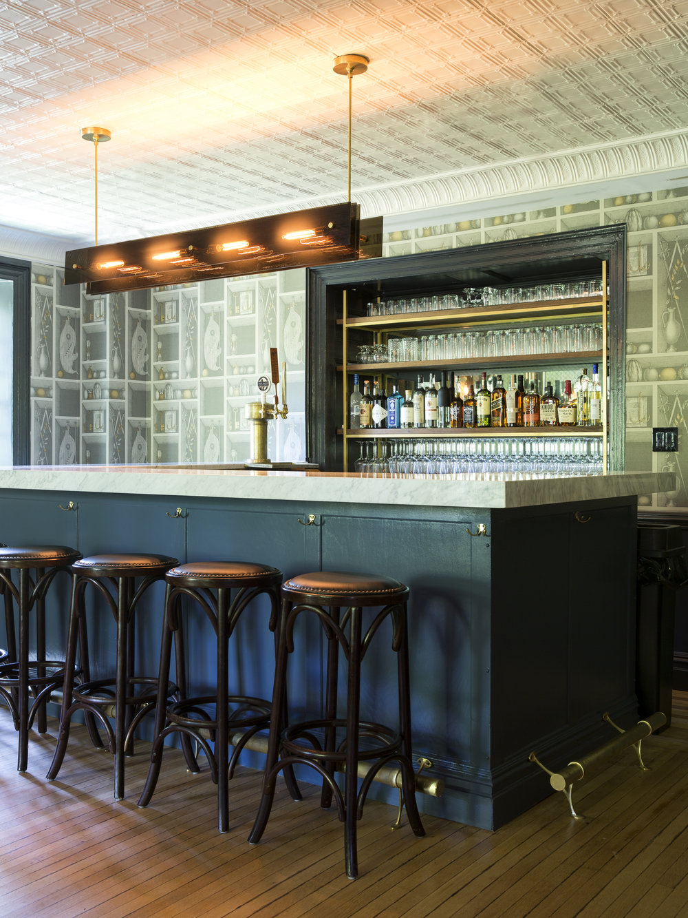 Hasbrouck House Bar