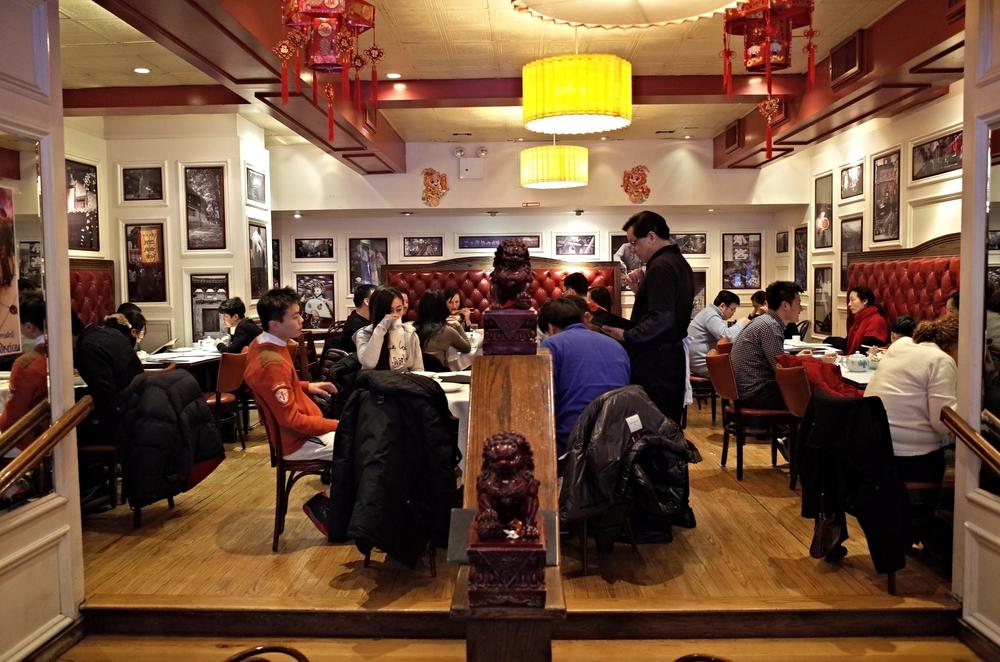 Ollies Chinese Restaurant Nyc