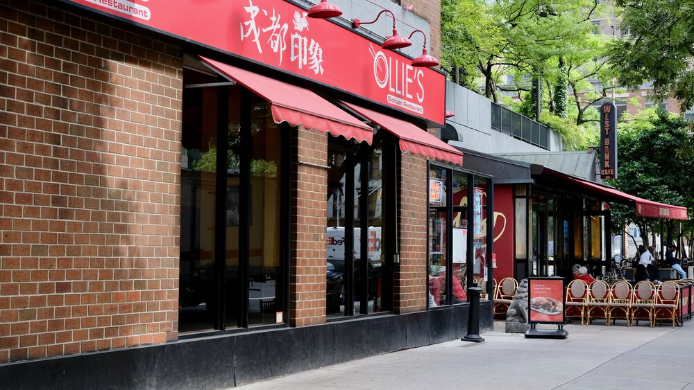 Ollies Chinese Food Broadway