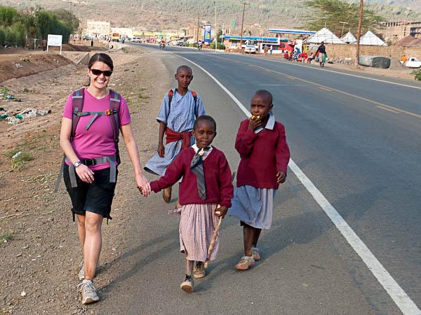 Children of Maai Mahiu, Kenya, Africa