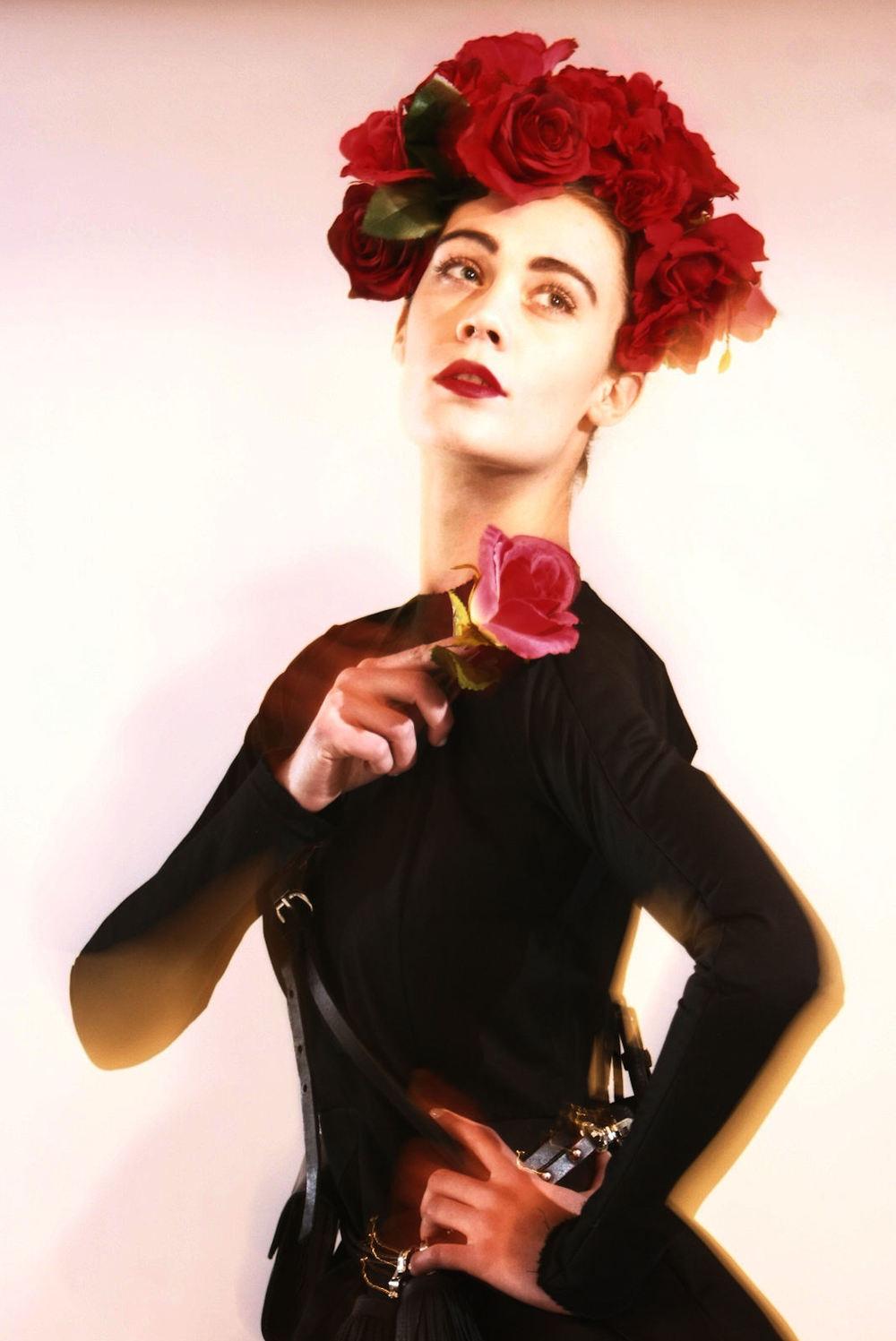 Kahlo Flower -